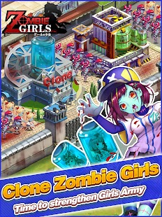 Last City: Zombie Girls- screenshot thumbnail