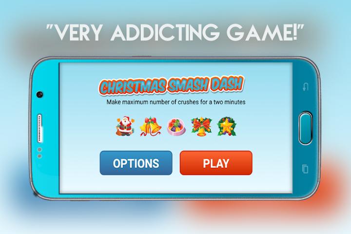 android Christmas Smash Dash Screenshot 0
