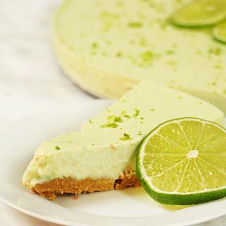 No-Bake Lime & Avocado Cheesecake Recipe