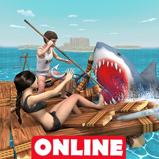 Raft Survival: Multiplayer - Simulator