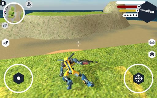 Muscule Car Robot 2.1 screenshots 5