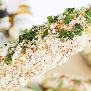 Elotes (Mexican Street Corn) Recipe