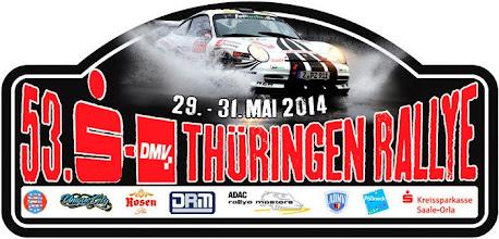 Photo: 53. Thüringen Rallye