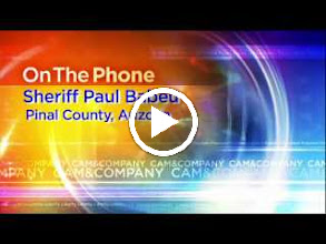 Video: Nov. 23: Sheriff Paul Babeu on the new revelations related to the sealed indictment in the murder case of Border Patrol Agent Brian Terry.