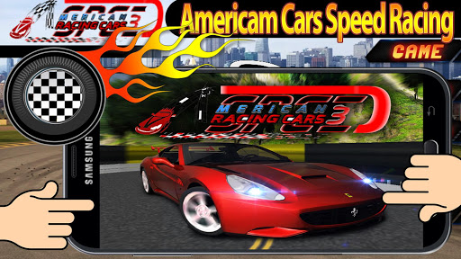 American Speed Car Racing