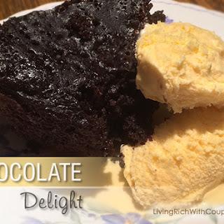 Crock Pot Chocolate Delight