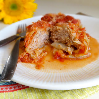 Mom's Stuffed Cabbage Rolls