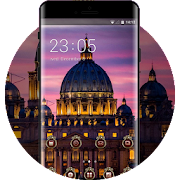 Nature theme wallpaper rome italy vatican st icon