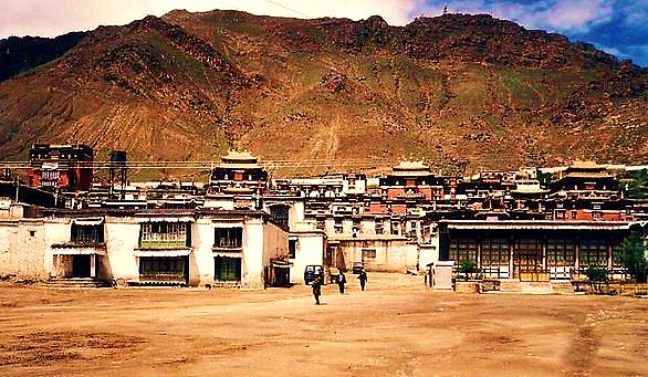Image result for Tu Viện Tashilhunpo huyền bí