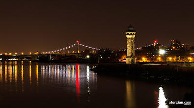 Photo: Lighthouse Park - al extremo norte de Roosevelt Island