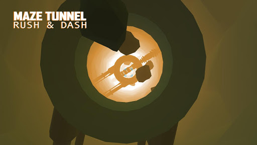 Maze Tunnel Rush & Dash