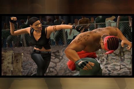 Boxing def jam fightting NY - náhled