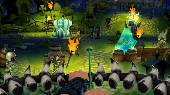 Skull Towers: Best Offline Games Castle Defense 5