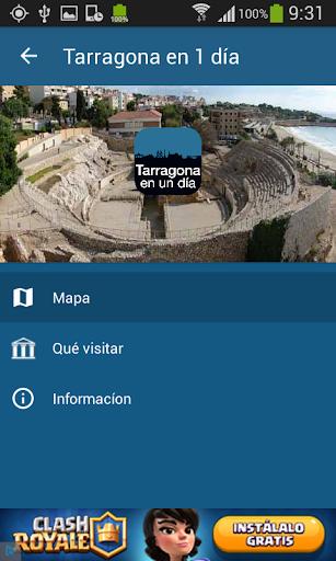 旅遊必備APP下載|Tarragona en 1 día 好玩app不花錢|綠色工廠好玩App