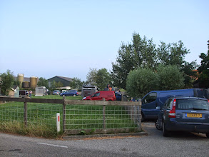 Photo: Geitenkeuring van Geitenfokvereniging Lopik en Omstreken op het terrein van fam. van Klaren in Lopik.