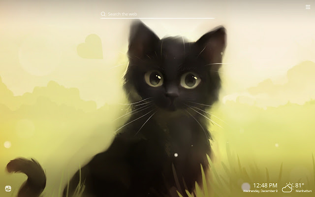 anime cat hd wallpapers