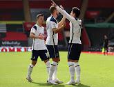 Tottenham wint met 2-0 van Manchester City