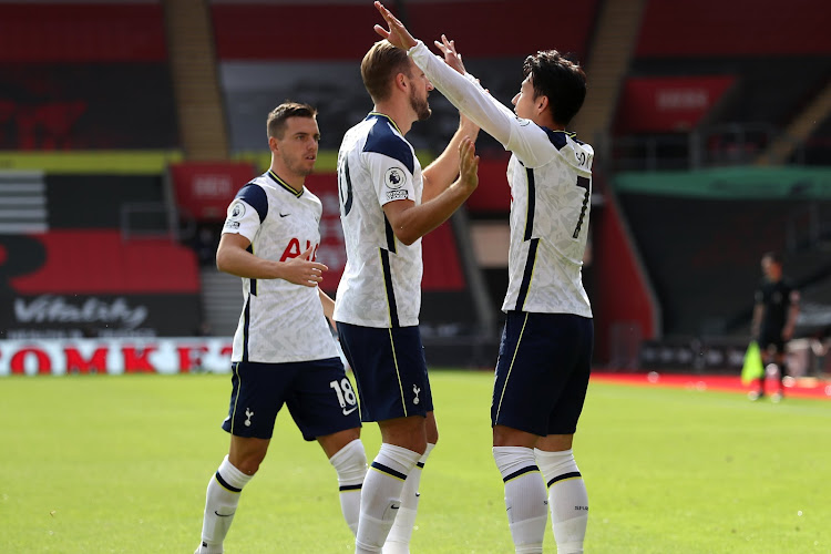 Kane pour Son quatre fois (!), Tottenham rugit sans Toby