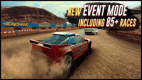 rally racer evo v1 07 mod apk free download for android