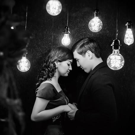 Fotógrafo de bodas Turakhmat Turakhmetov (TURAKHMETOV). Foto del 10.01.2018