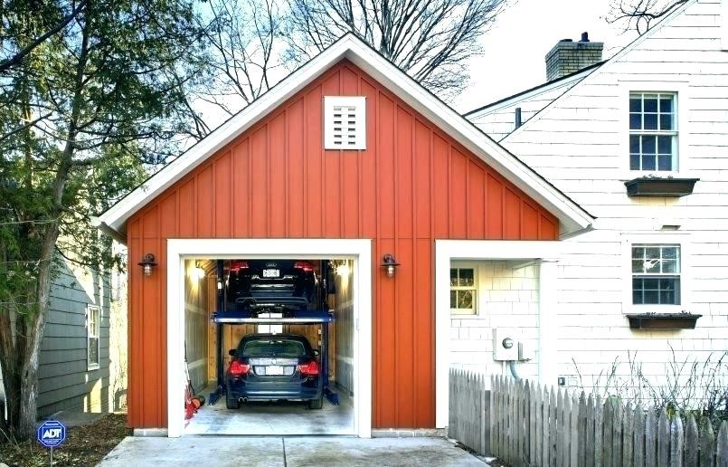 7 ways Garages Can Be Used