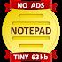 NOTEPAD Simple AdFree