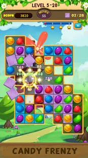 Candy Frenzy- screenshot thumbnail