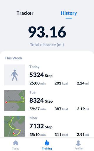 Step Tracker screenshot 11