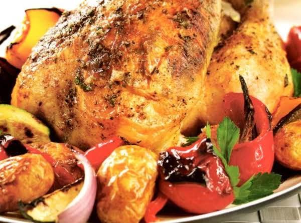Herb-roasted Chicken