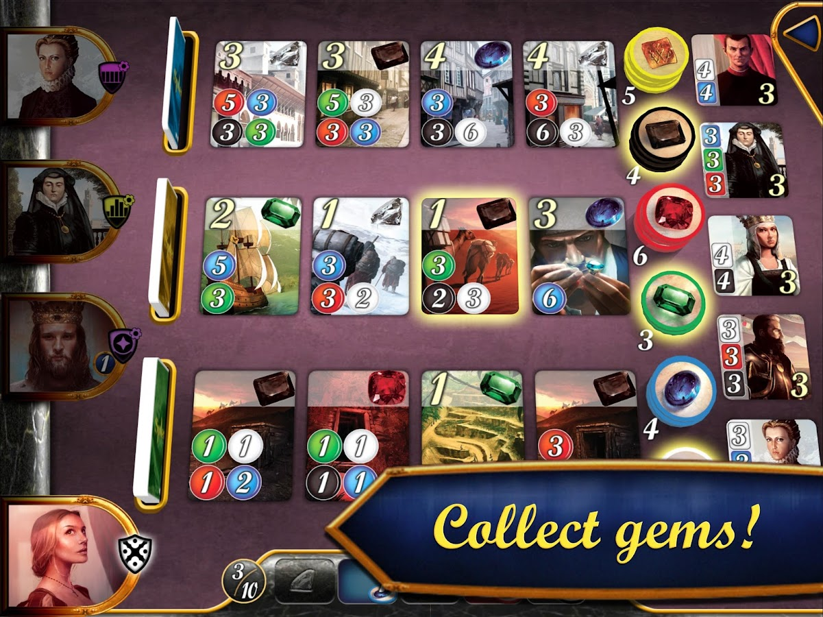Splendor- screenshot