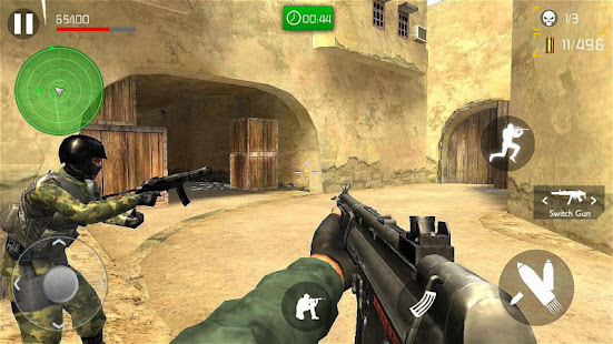 Myke ⁓ Top Ten Counter Terrorist Attack Apk Android Oyun Club