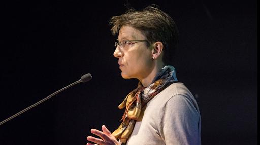 Elisabeth Grosdhomme, directeur général de Paradigmes et caetera au Club Les Echos Digital