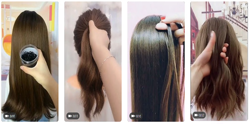 Hairstyle Video Tutorial ss1