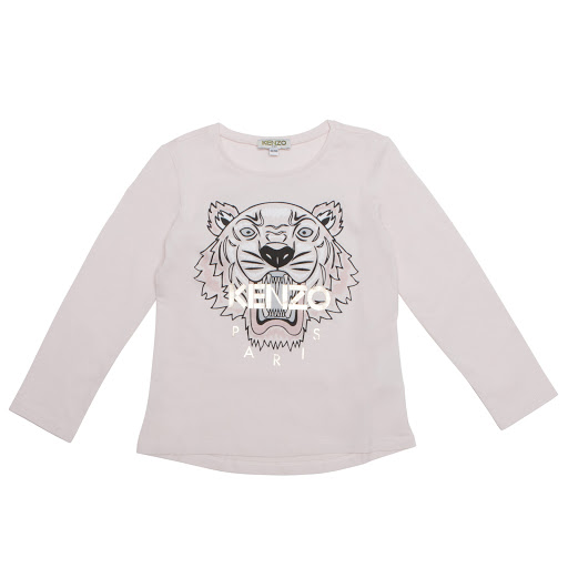 Primary image of Kenzo Pink Tiger Tee