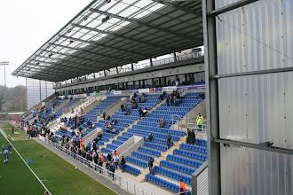 Photo: 13/04/09 v Brighton & HA (FL1) 0-1 - contributed by Martin Wray