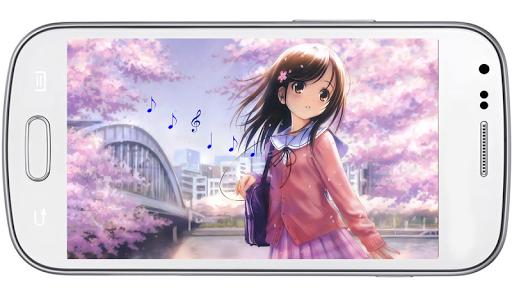 Anime Girl LiveWallpaper
