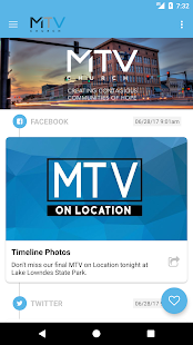 MTV Church App- screenshot thumbnail