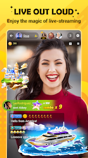 HAGO - Hangout Virtually: Game, Chat, Live Screenshot