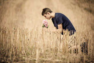 Photo: One flower can make a field in your heart