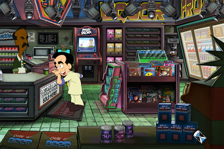 Leisure Suit Larry: Reloaded – 80s and 90s games! App Download For Android and iPhone 2