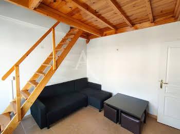 Appartement meublé 2 pièces 27,92 m2