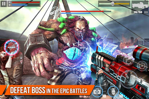 DEAD TARGET: Zombie Offline - Shooting Games screenshots 23