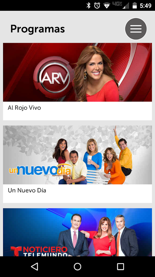 Noticias telemundo android apps on google play for App noticias android
