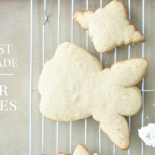 Homemade Sugar Cookies Without Baking Soda Recipes