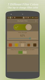 App Bluelight Filter - Eye Care APK for Windows Phone
