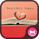 Cute Wallpaper Heartfelt Pages Theme for PC-Windows 7,8,10 and Mac