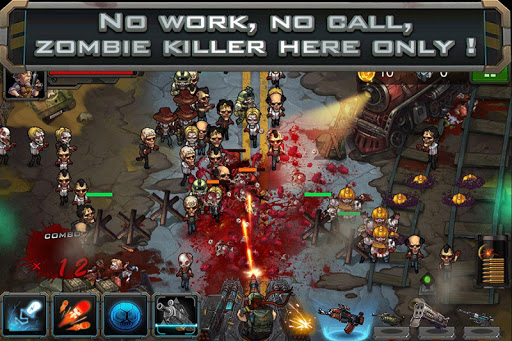 Zombie Evil 2 screenshot 16