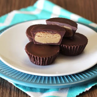 Dairy Free Peanut Butter Cups.