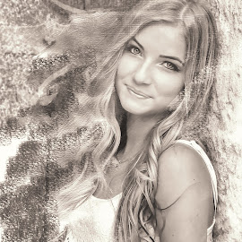 by Tamas Filep (ArtoFTom) - Digital Art People ( sony, model, girl,  )