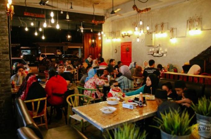 Senarai 5 Restoran Trendy Yang Popular di Kuala Lumpur, Malaysia